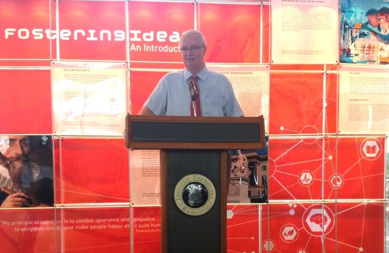 Pameran Sains & Teknologi Jerman – Indonesia  Memamerkan Inovasi Ilmiah dan Hasil Kerjasama Kedua Negara Kepada Para Penggemar Sains di Bandung - fortunepr.com