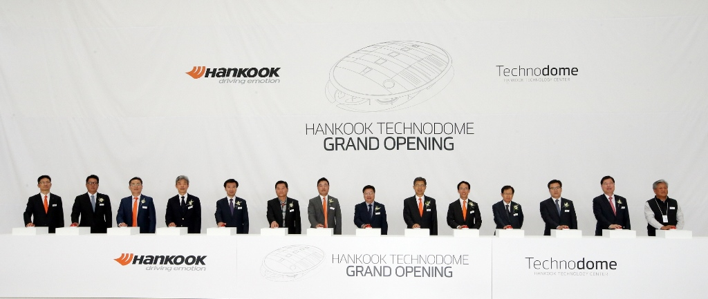 public relations, Hankook Tire Opens 'HankookTechnodome', a new R&D center to lead the future-Theprtalk.com 1