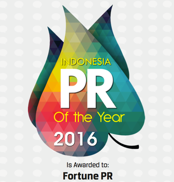 public relations, Fortune PR Wins Indonesia PR of The Year Awards 2016-Public Relations and Communications Business Portal News Indonesia